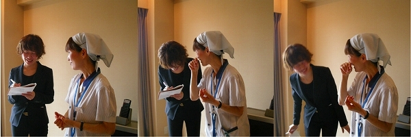 khotel04 Kホテル(京都市)のメイドキャプテン・林様